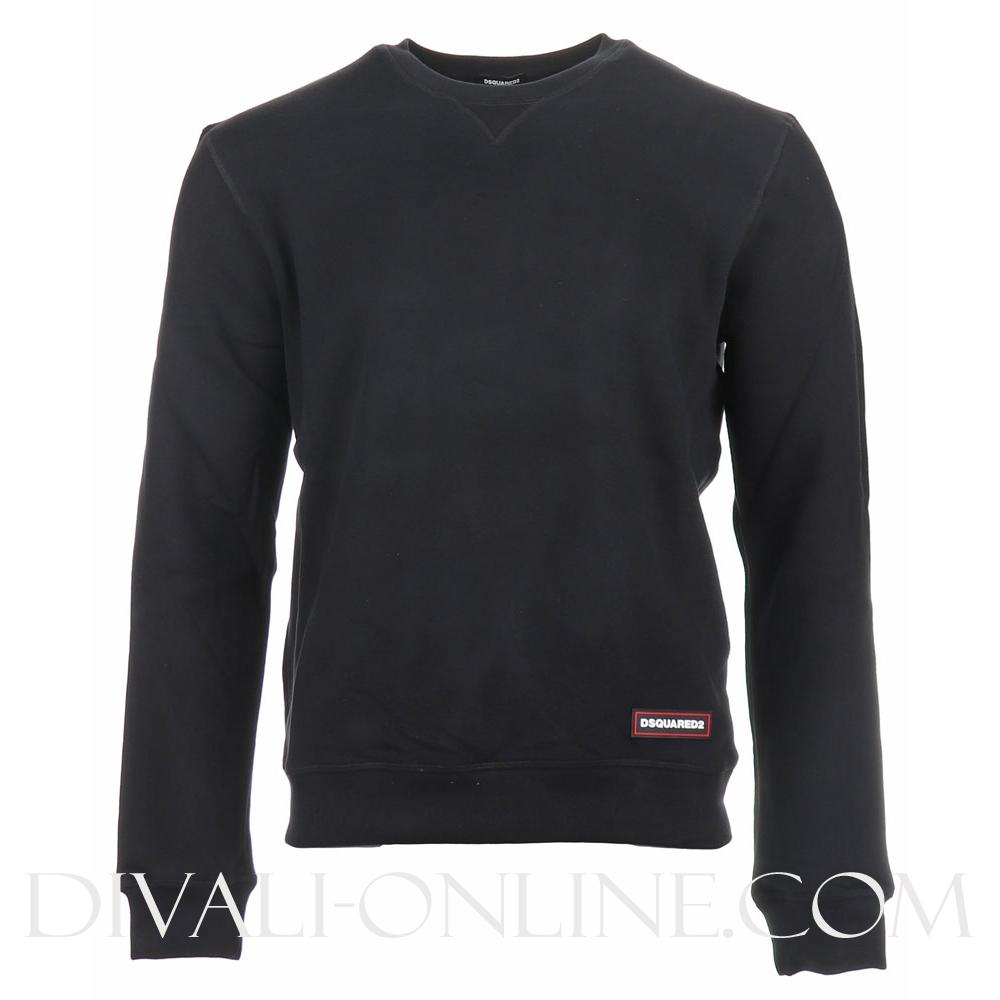 Sweater Embleem Black