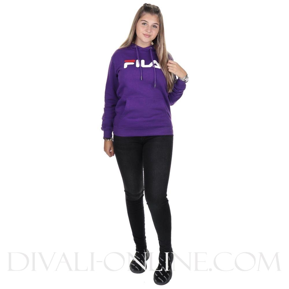 Unisex Hoodie Purple