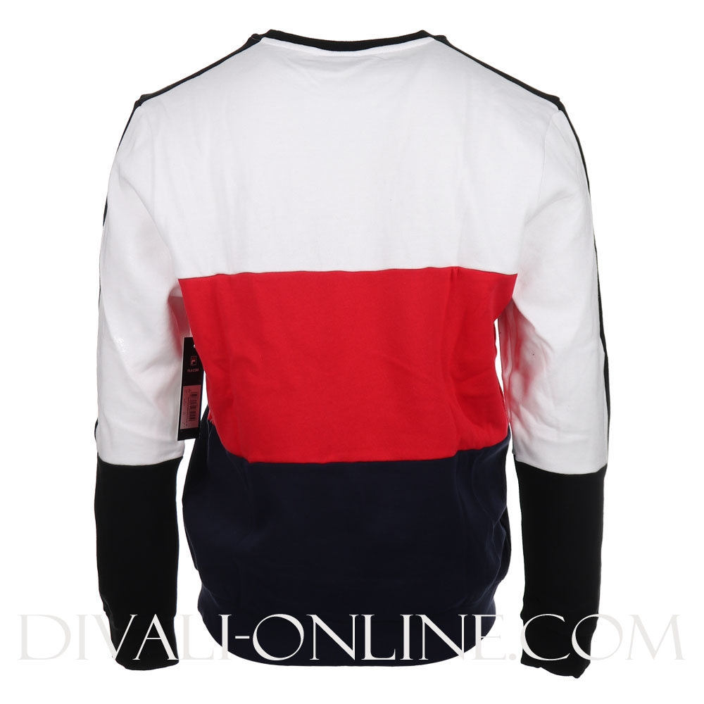Sweater Bravo White
