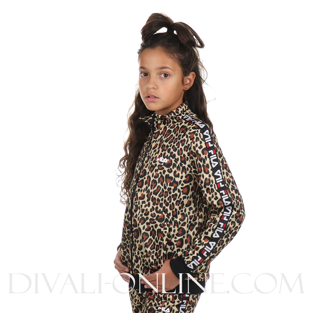 Trackjacket Talisa Allover Leo