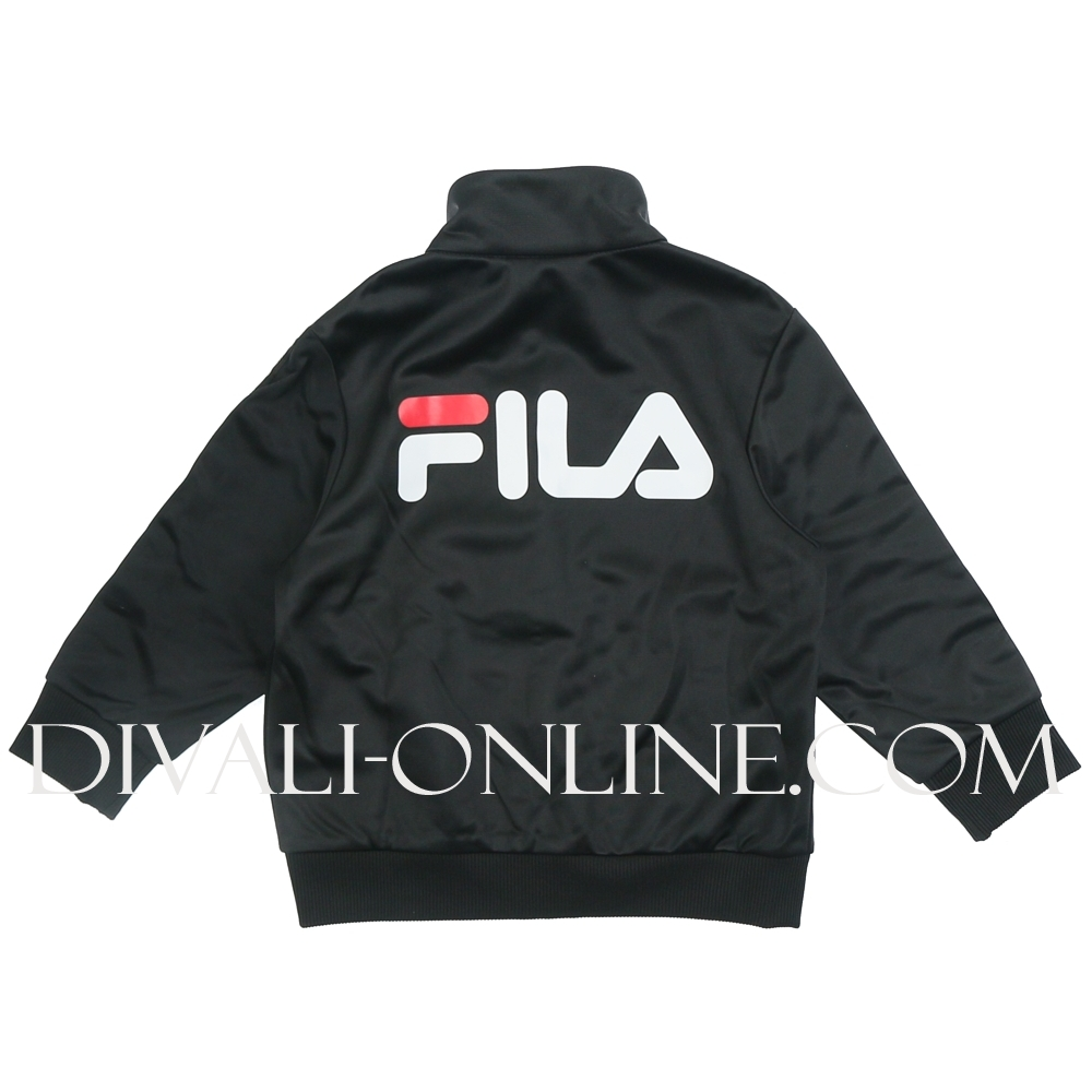 Trackjacket Talisa Black