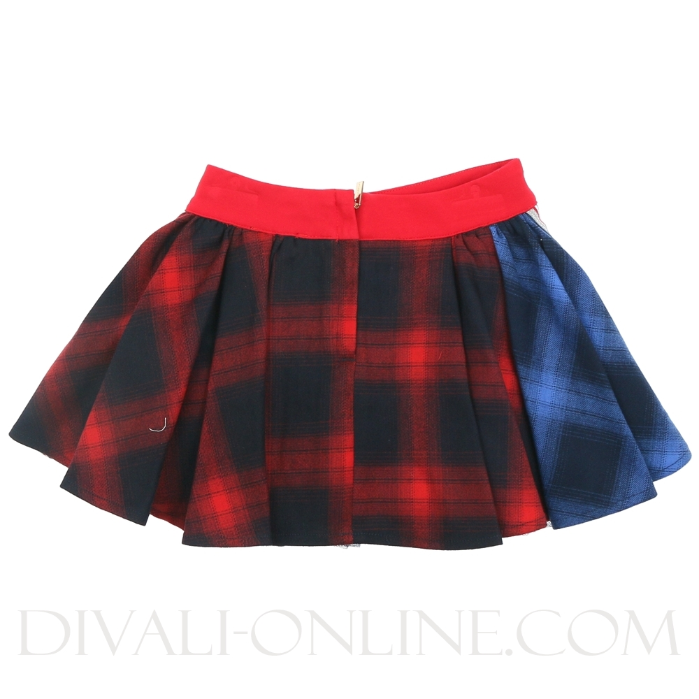 Rok Ruit Red Blue