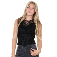 Guess jeans Roxana Body Black Lace