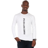Iceplay Longsleeve Private party White