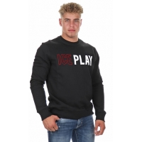 Sweater Logo front Black