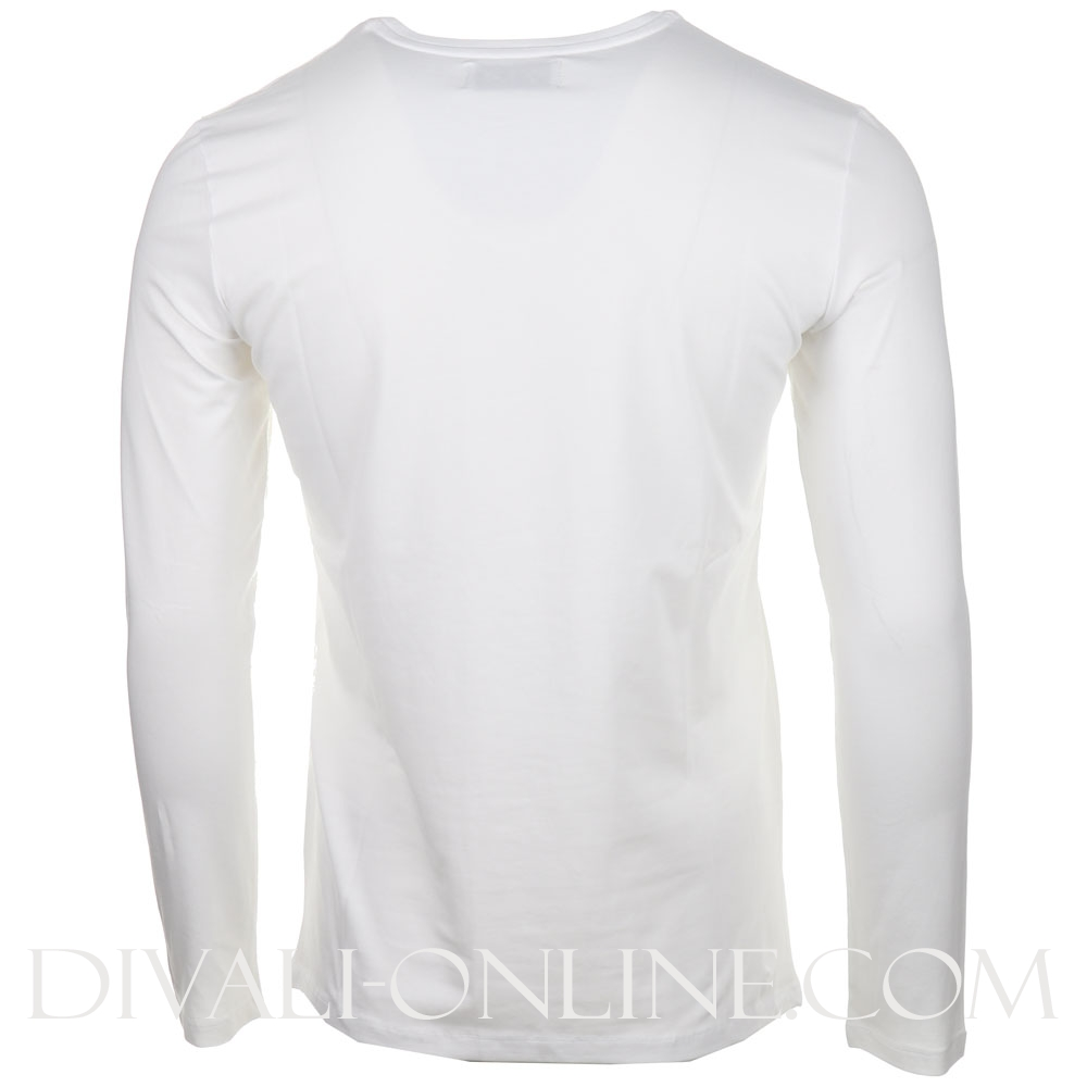 Longsleeve Private party White