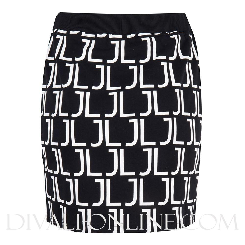 Skirt JL Logo Black