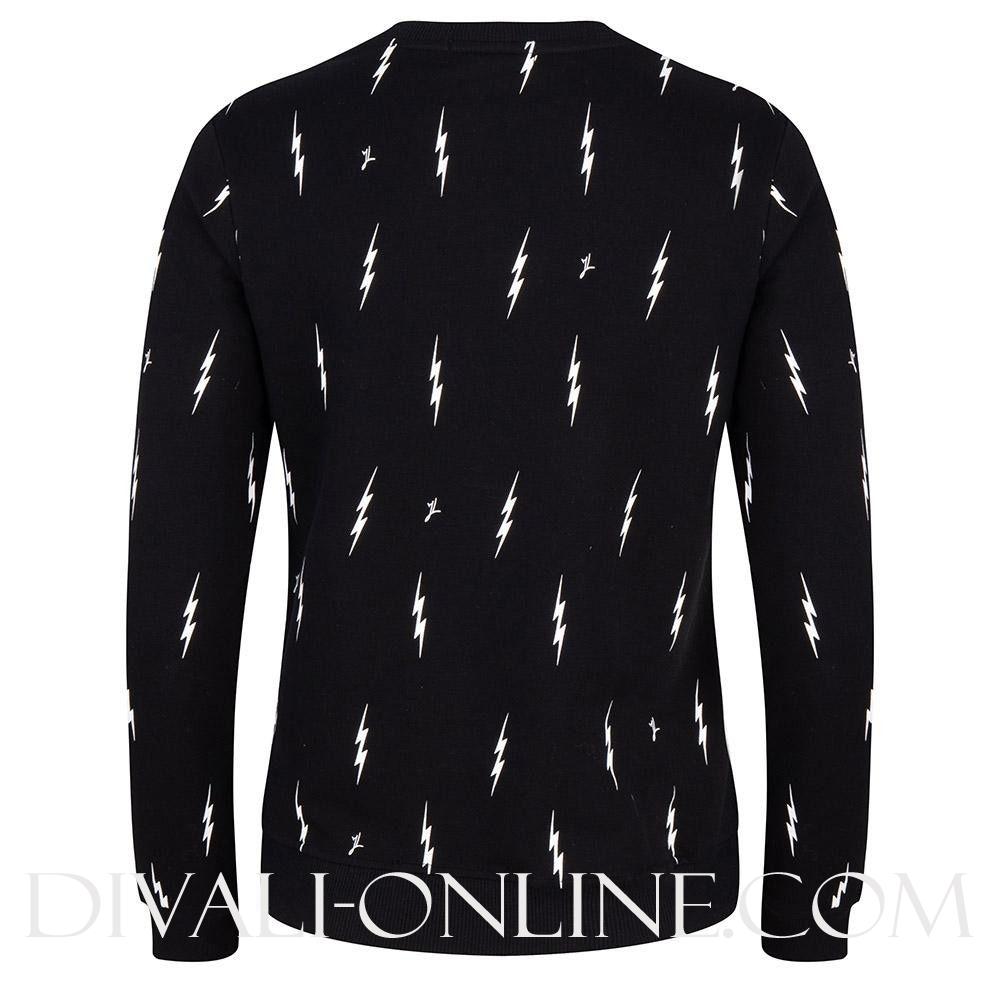 Sweater Lightning Black