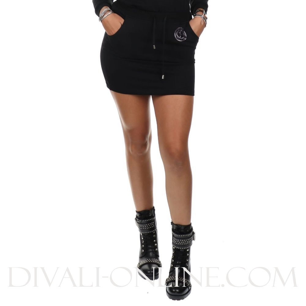 Skirt Jogging Black