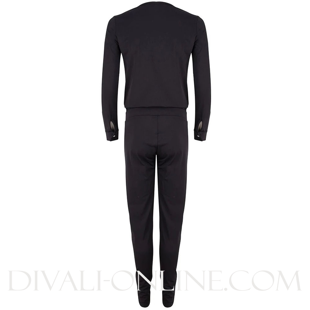 Jumpsuit Traveller Quility Black