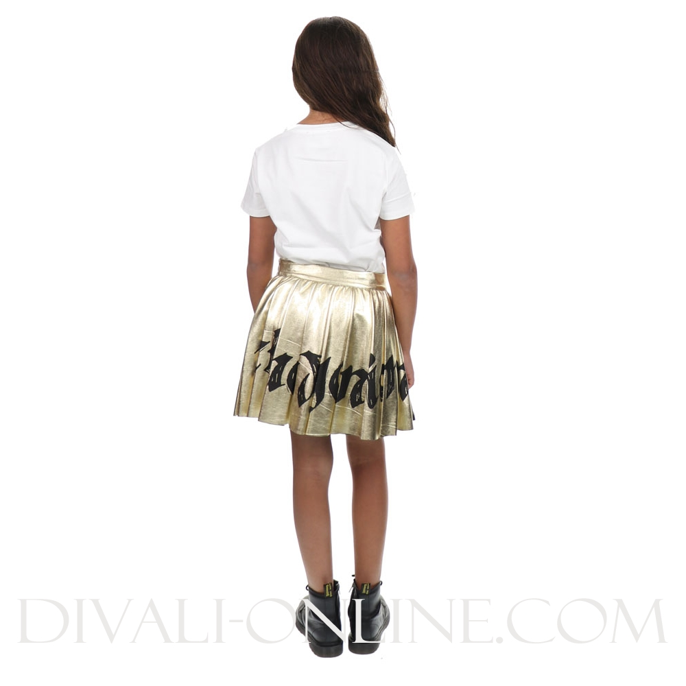 Skirt Louvre Gold