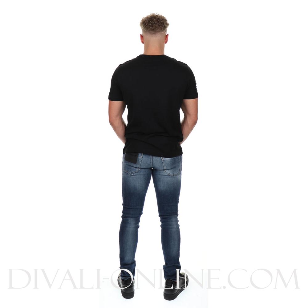 T-shirt Morhead Black