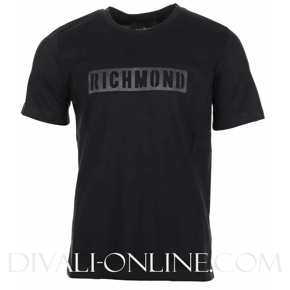 T-shirt Morhead Black