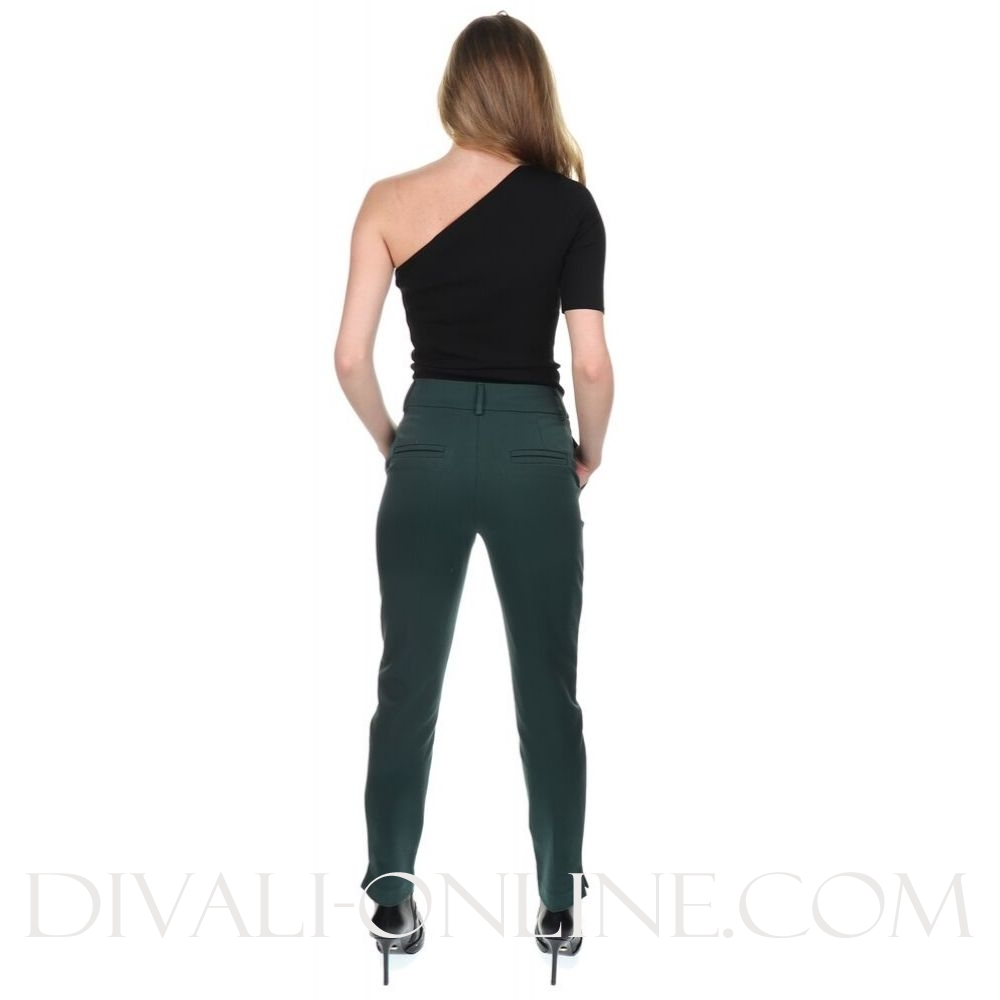 Pants Perle Dark Green