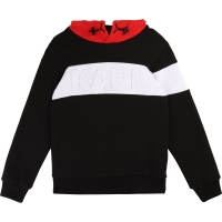 Karl Lagerfeld Kids Sweater Unique Black