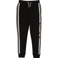 Karl Lagerfeld Kids Joggingbroek Zwart