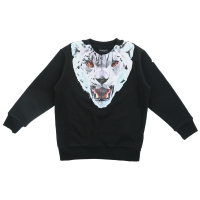 Marcelo Burlon Sweater Panter Blue Purple