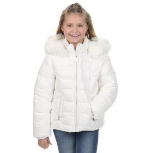 Winterjas New Armoise White