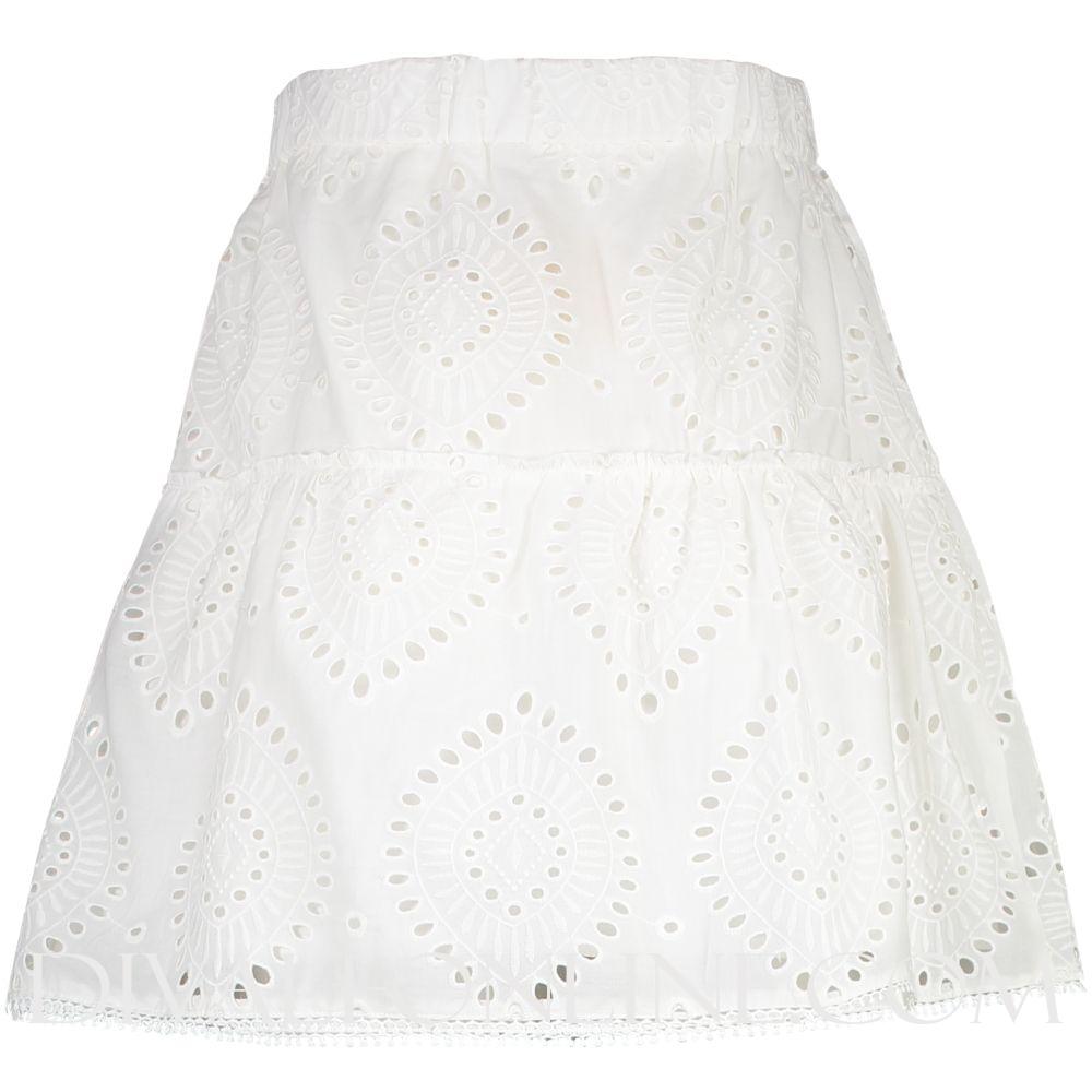 Reeva skirt offwhite