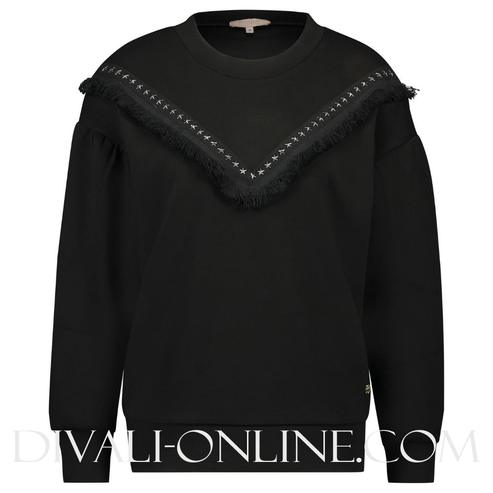 Sweater Scarlet Black