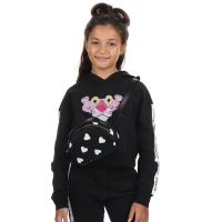 Sweater Corta Panther Nero