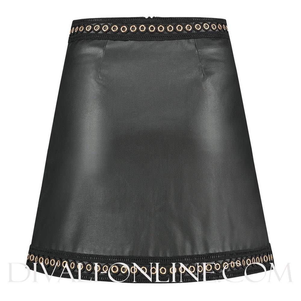 Macha Skirt Black