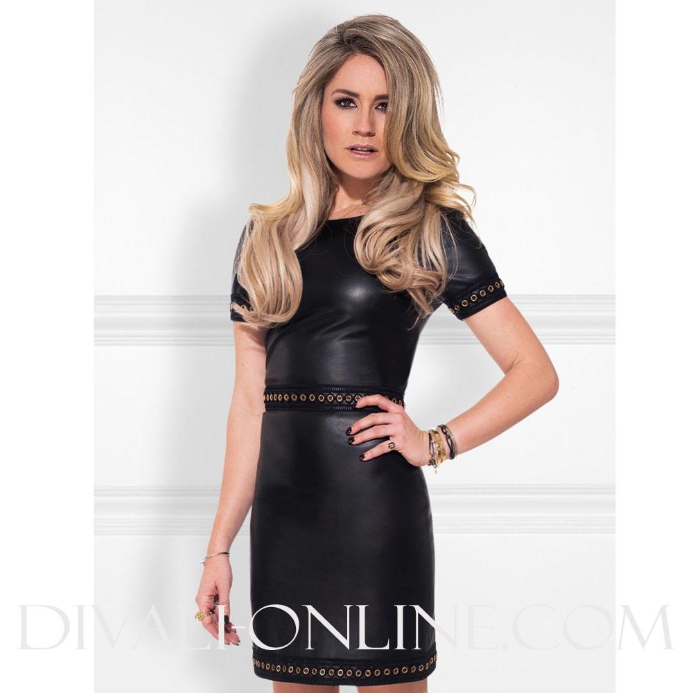Macha Dress Black