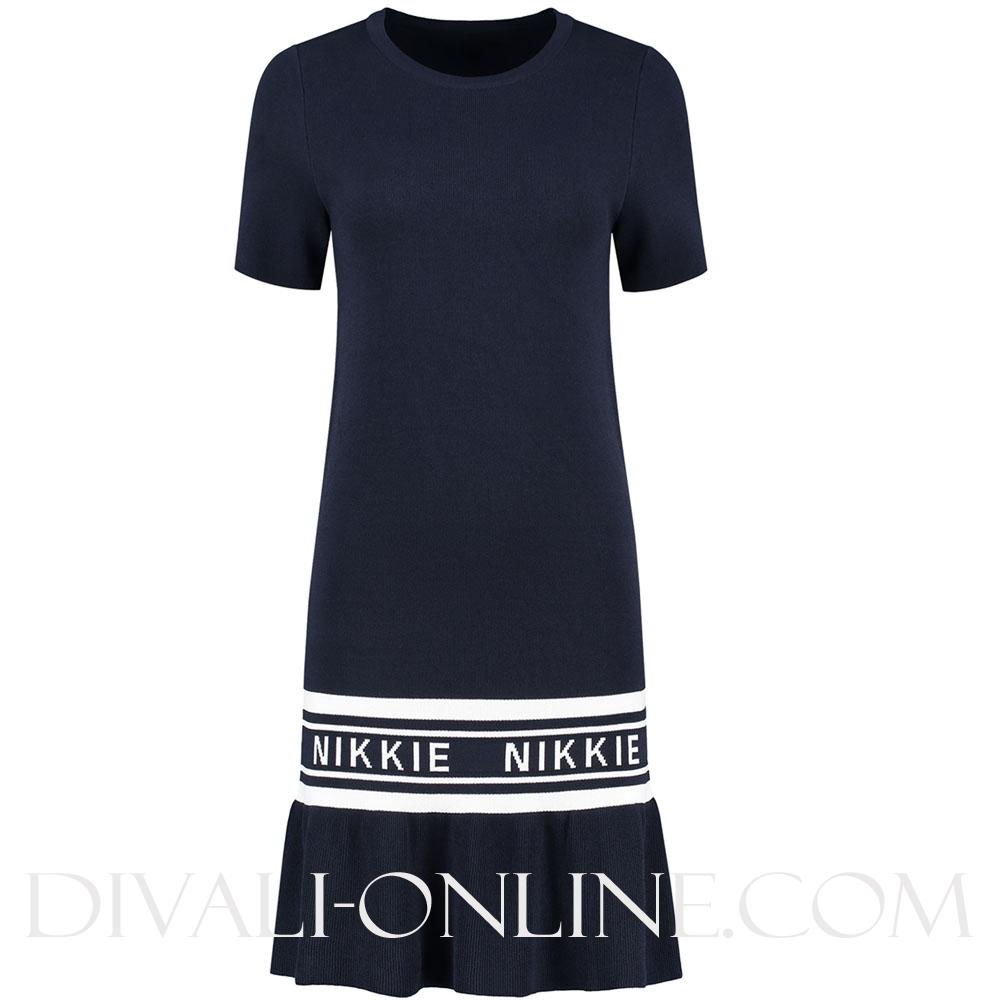 Jolien Nikkie Dress Ocean