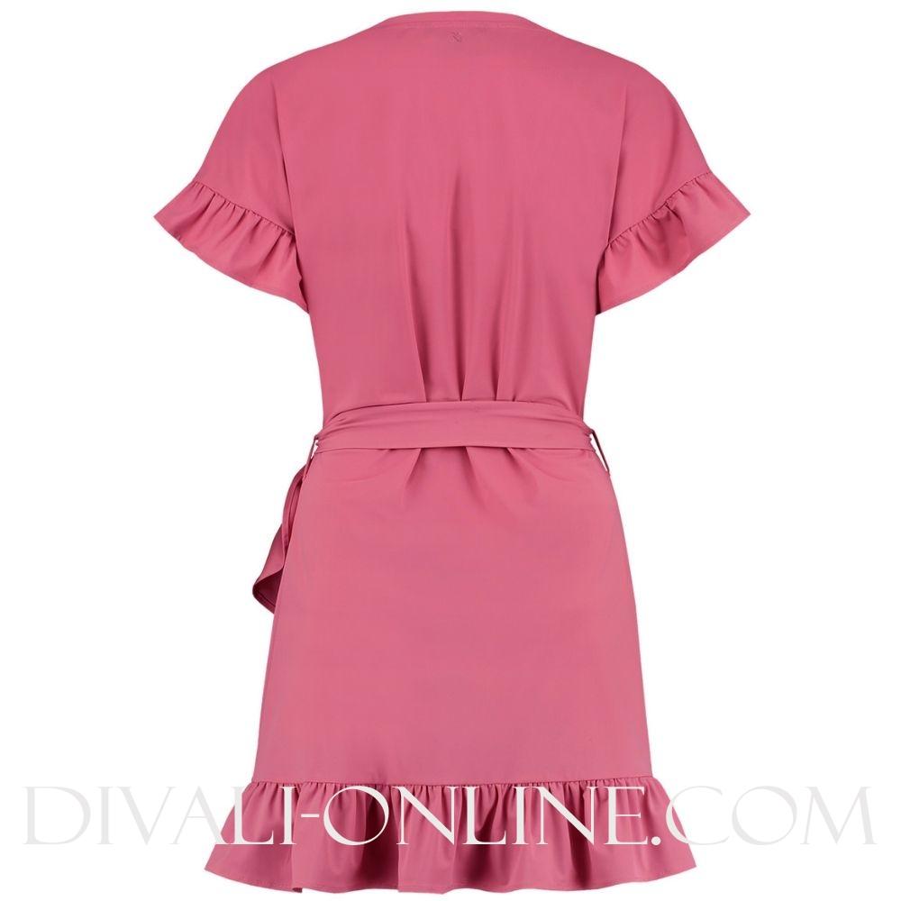 Dress Suzy Overlay Sunset
