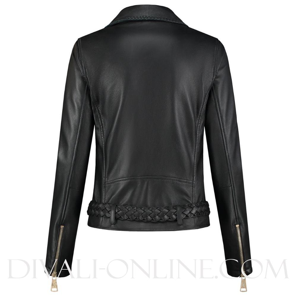 Jacket Myra Biker Black
