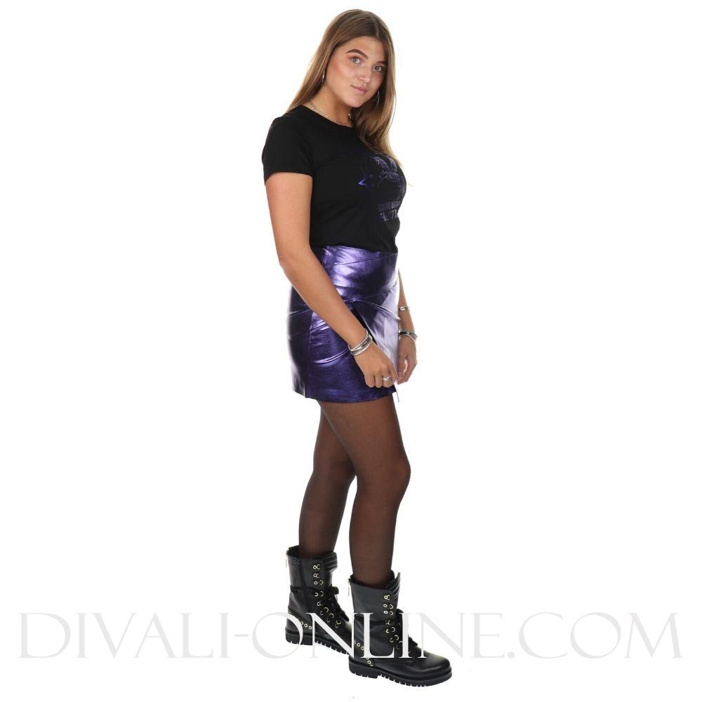 Maayke Skirt Purple