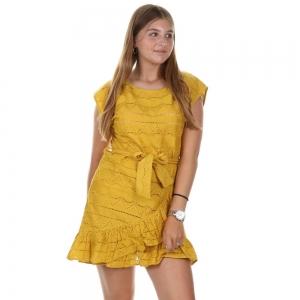 Sawni Dress Amber