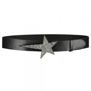 Kate Moss - Star Belt Black