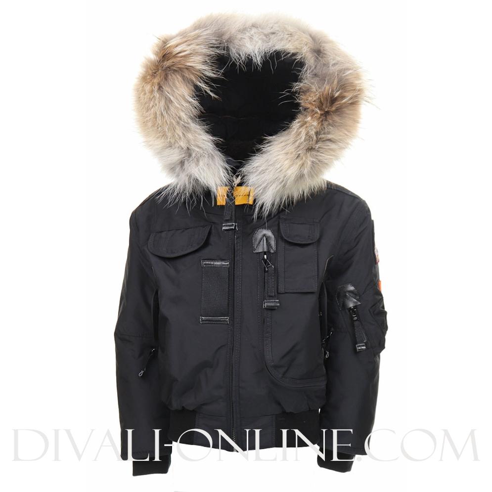 Winterjas Gobi Black