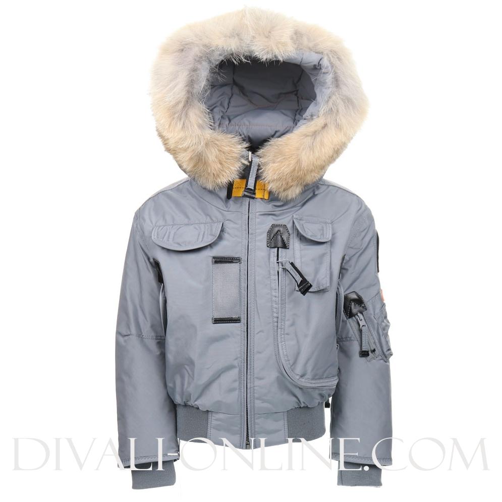 Winterjas Gobi Light grey