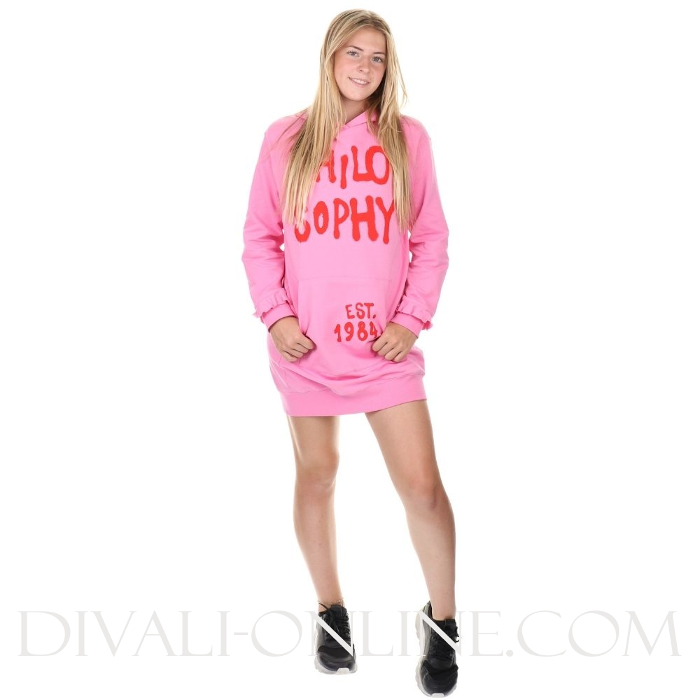 Sweatdress Pink