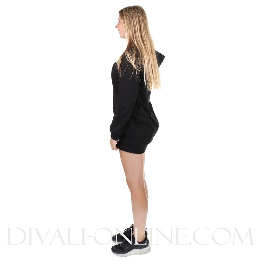 Sweatdress Black