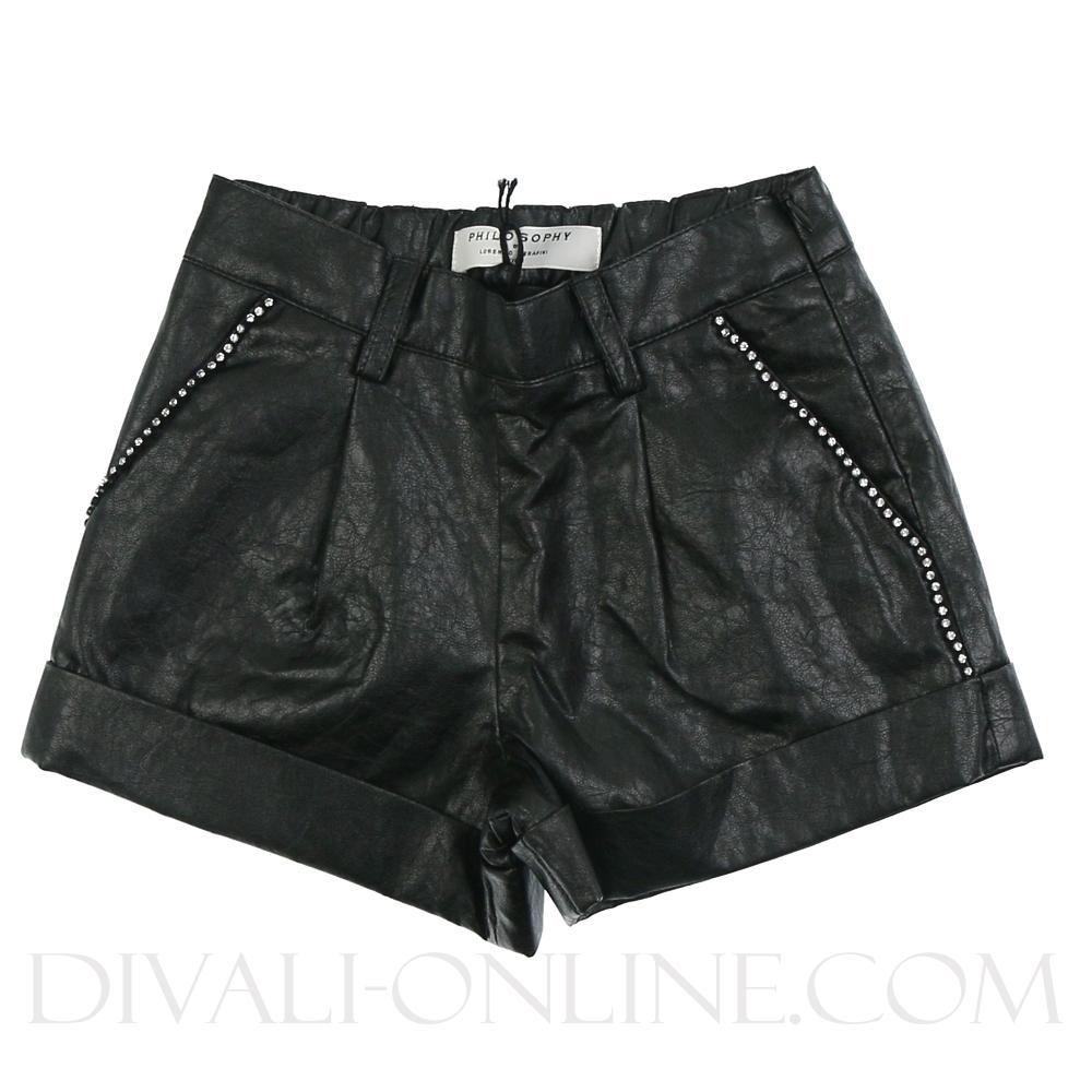Short Diamonds Black
