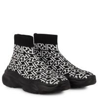 Reinders Shoes RR Print Black