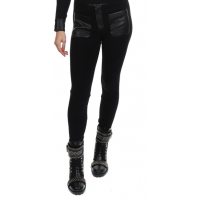 Leather Pants Black