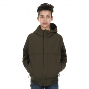 Soft Shell Jacket Army Green
