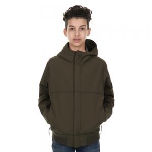 Soft Shell Jacket Army Green
