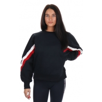 Tommy Hilfiger Sweater Kitty Colour Blocked Sky captain