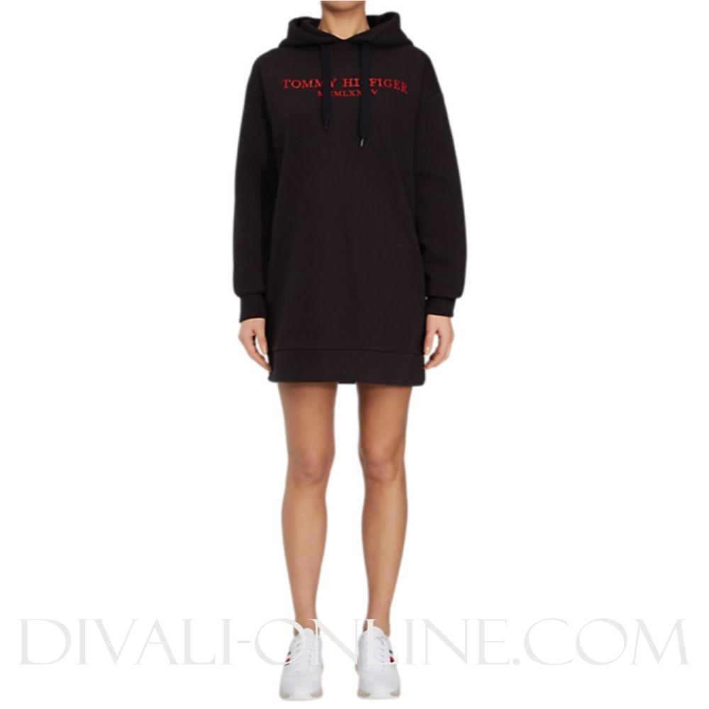Kristal Hoodie Dress