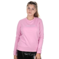 Tommy Jeans Sweater Casual Lilac chiffon