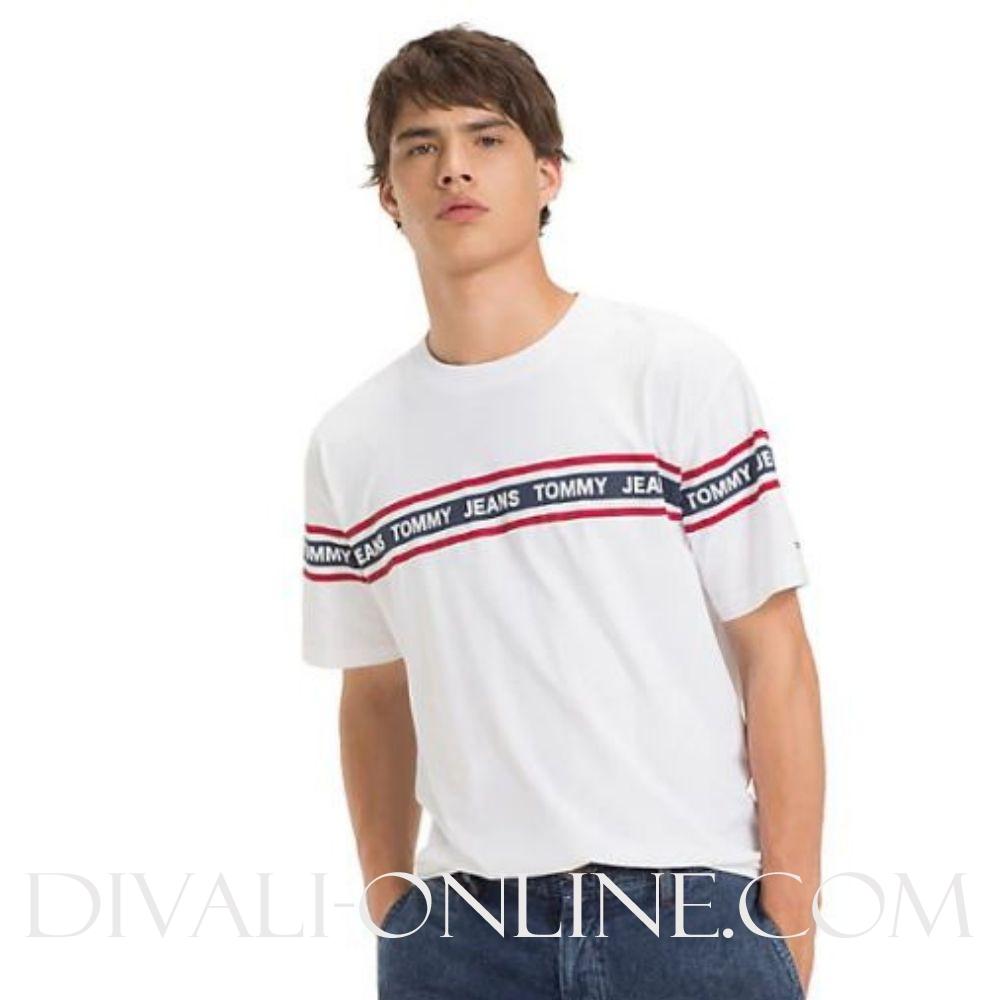 T-shirt Tape Classic white