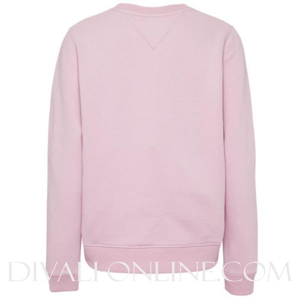 Sweater Casual Lilac chiffon