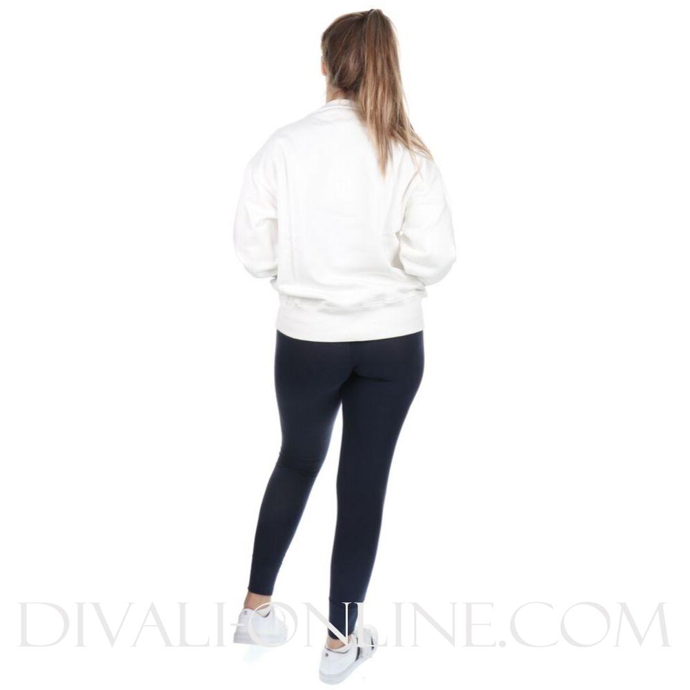 Sweater Classic Logo White