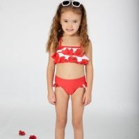 A Dee Poppy Bikini Ariele Poppy Red