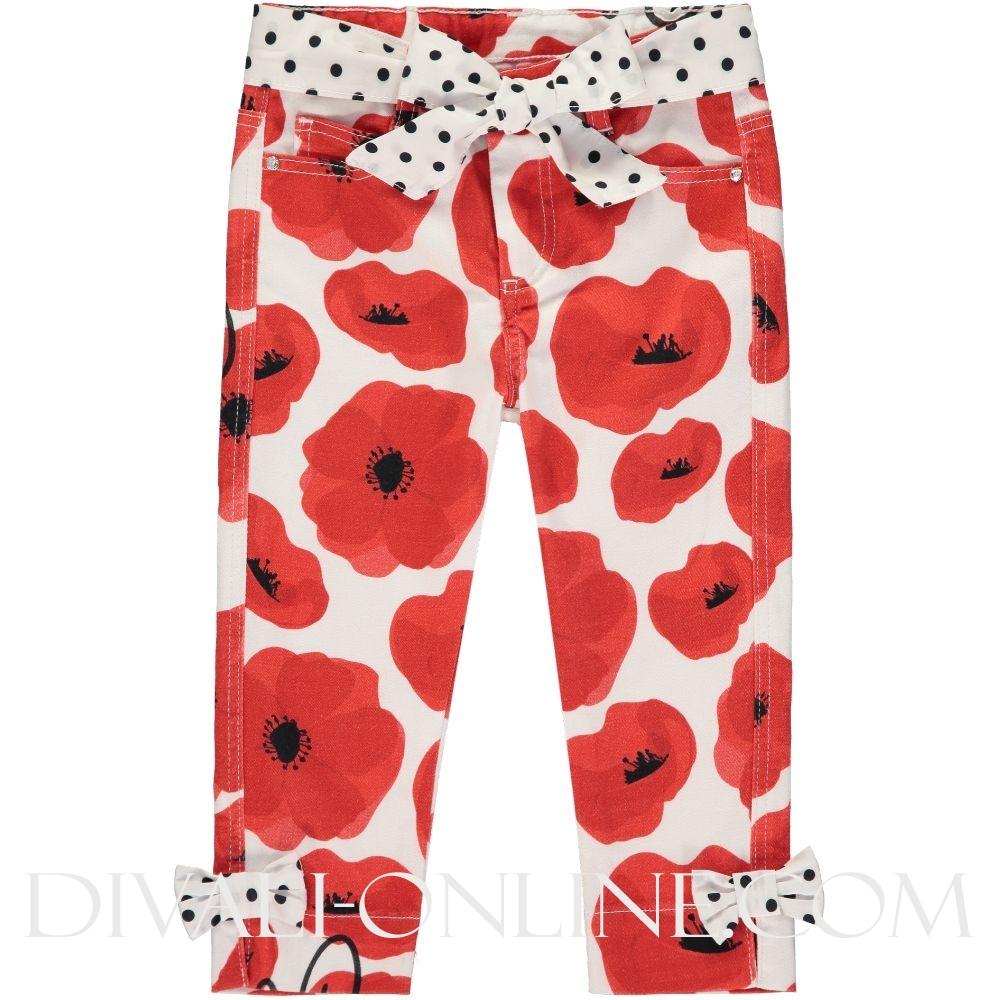Poppy Jeans Ailey Poppy Red